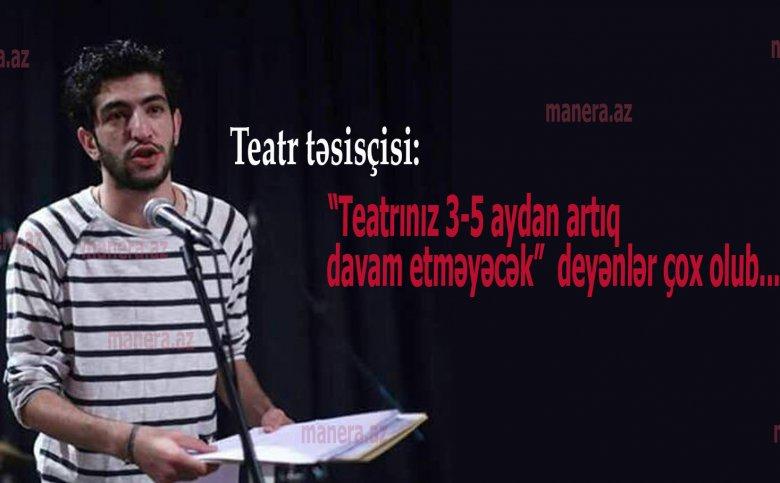 Əbülfəs Qarayev ADO teatrına problem yaratdı