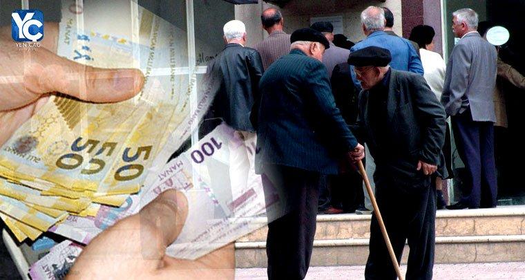 Minimum pensiya 200 manata çatdırılır