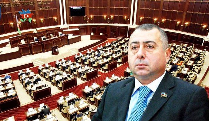 MSK-da iclas başlayıb: deputatın mandatı ləğv edildi