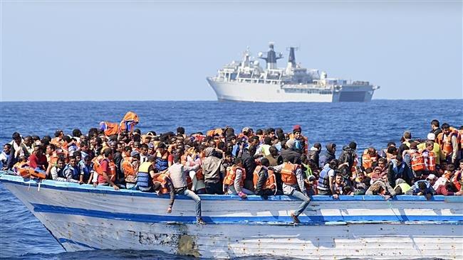Aralıq dənizində 18 mindən çox miqrant ölüb