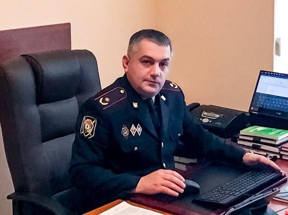 Polis mayorunun ölümlə hədələnməsi ilə bağlı cinayət işi başlanıb