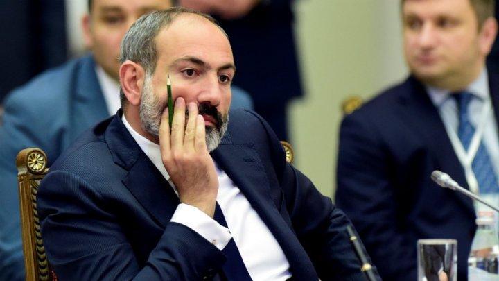 """Paşinyanın unutduğu sözlər: """"Avrasiya İttifaqına qoşulduqdan sonra Ermənistan ərazinin xeyli hissəsini itirdi"""""""