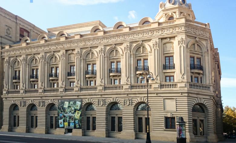 Musiqili Teatrın oktyabr ayı üçün repertuarı açıqlanıb