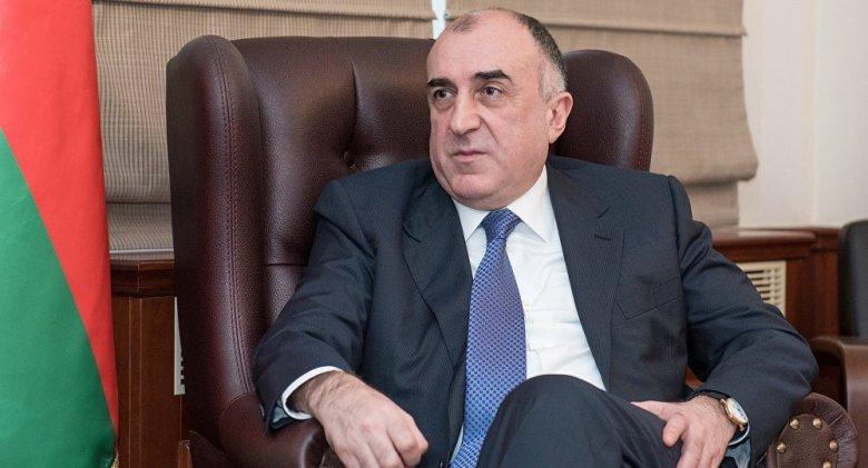"""Elmar Məmmədyarov: """"Qarabağ münaqişəsinin həllinə dair danışıqlar əbədi davam edə bilməz"""""""