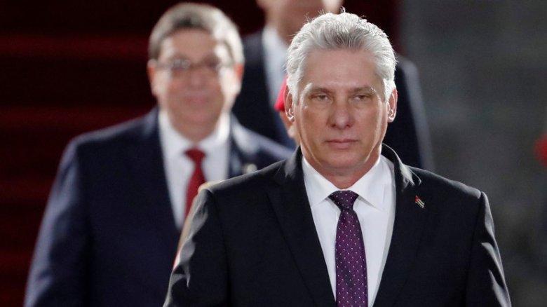 Kubanın yeni prezidenti seçildi