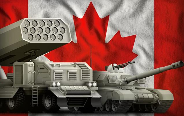 Kanada Türkiyəyə silah ixracını dayandırıb