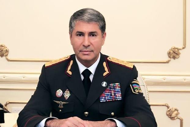 Polis generalı vəzifədən azad edilib