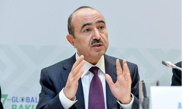 Əli Həsənov 5 tezis açıqladı