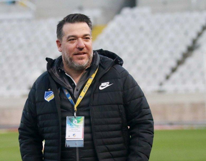 """APOEL - """"Qarabağ"""" matçında təhlükəsizlik xidmətinin əməkdaşı olacaq"""