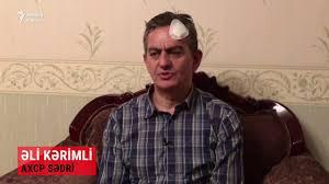 BŞBPİ: Əli Kərimliyə hospitalda tibbi yardım göstərilib