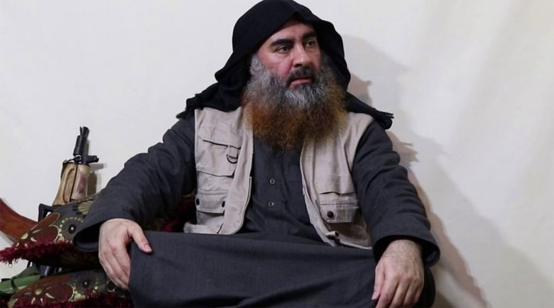 İŞİD lideri Suriyada öldürülüb