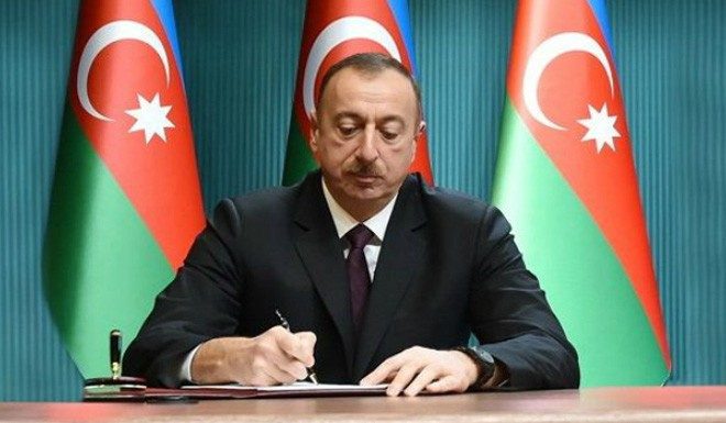 Prezident kənd təsərrüfatı işçiləri ilə bağlı sərəncam imzaladı