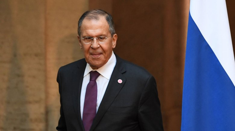 """Lavrov: """"Dünyanın heç bir dövləti ABŞ-ın sanksiyalarından sığortalanmayıb"""""""