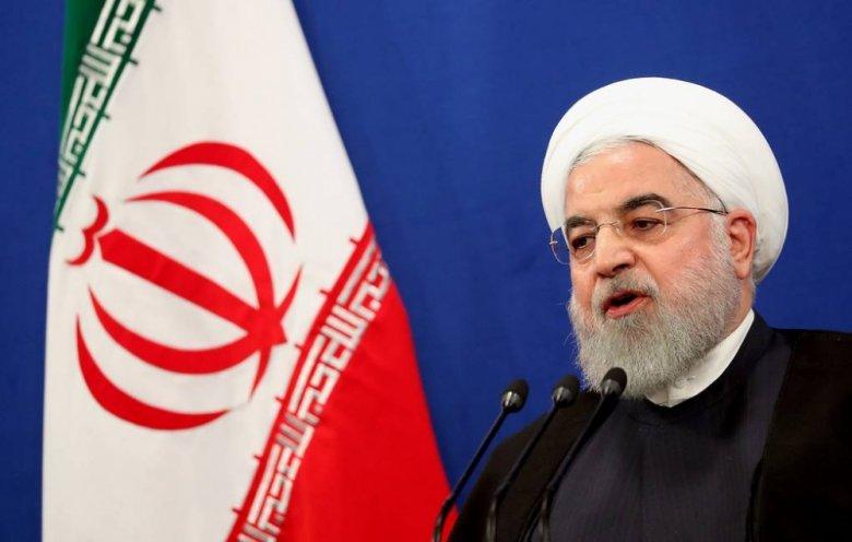"""Ruhanidən ABŞ-a mesaj: """"İran nüvə proqramı üzrə öhdəliklərinin azaldılmasına başlayır"""""""