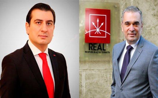 """Azər Qasımlı: """"ReAL Partiyasında avtoritar rejim qurulub"""""""