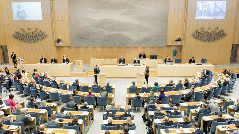 Dağlıq Qarabağ məsələsi İsveç parlamentində qaldırılıb