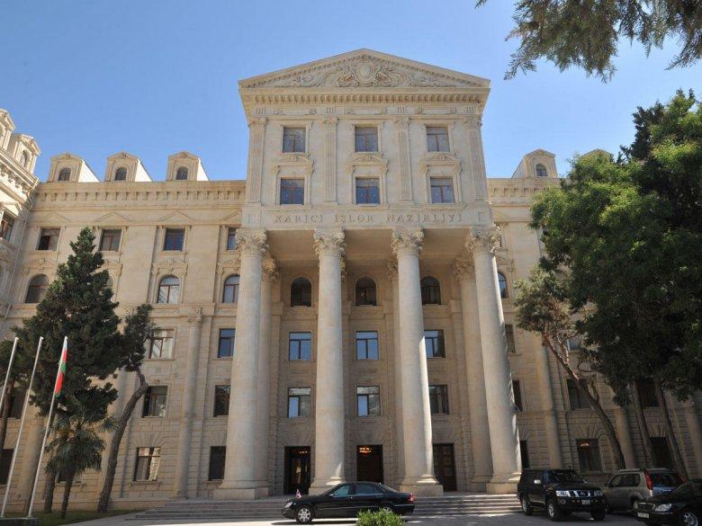 Rəsmi Bakı Ermənistan xarici işlər nazirinin uydurma iddiasına cavab verdi