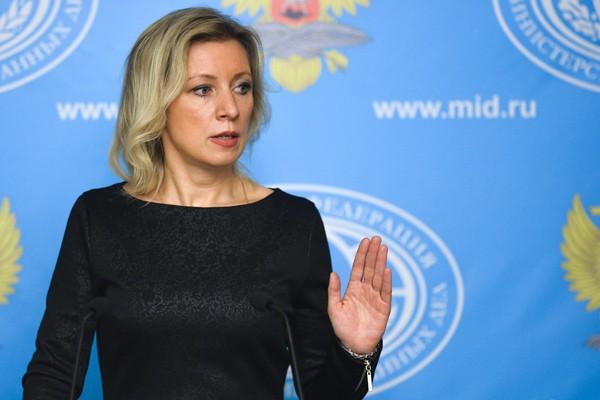 """Mariya Zaxarova: """"Rusiya ilə Azərbaycan arasındakı əlaqələrin böyük perspektivi var"""""""
