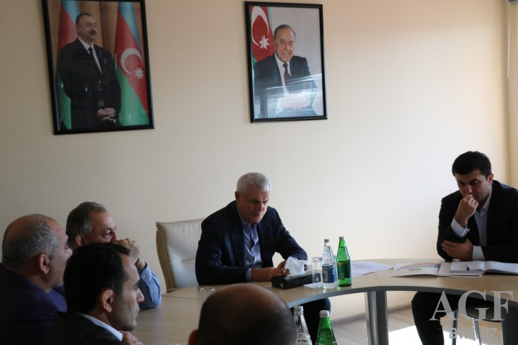 Güləş üzrə Azərbaycan yığmasına baş məşqçi təyin olunub