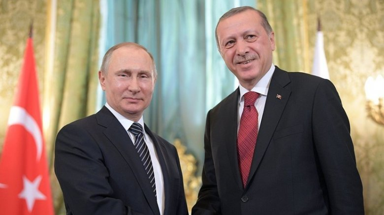 Türkiyə və Rusiya prezidentləri Paşazadəyə məktub yazıblar