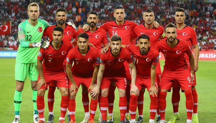 Türkiyə yığması finala vəsiqə qazandı