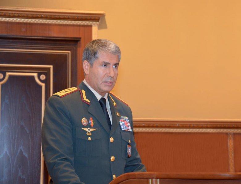Vilayət Eyvazov kapitana yüksək vəzifə verdi