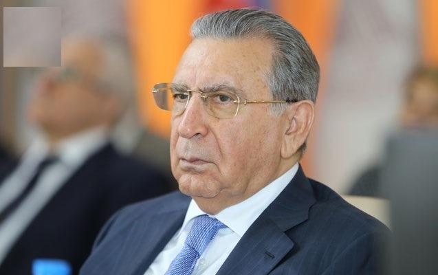 Ramiz Mehdiyev iranlı qonağı qəbul edib