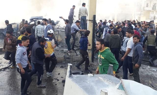 YPG/PYD terror törətdi - 11 dinc sakin öldü