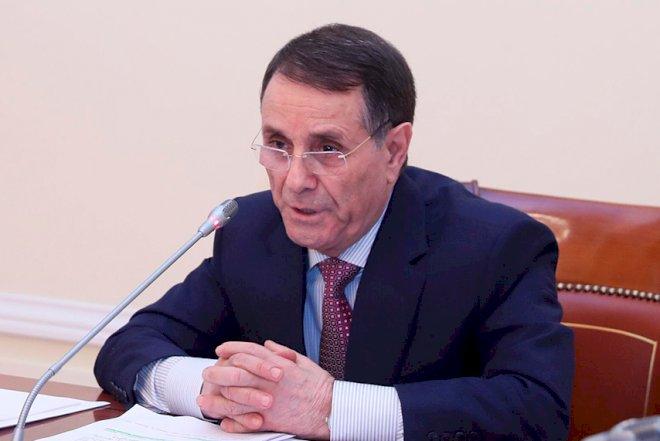 Novruz Məmmədov yeni vəzifəyə təyin olunub