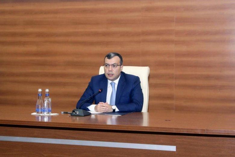 """Sahil Babayev MM-də: """"Orta pensiya məbləği 293 manat ətrafında olmalıdır"""""""