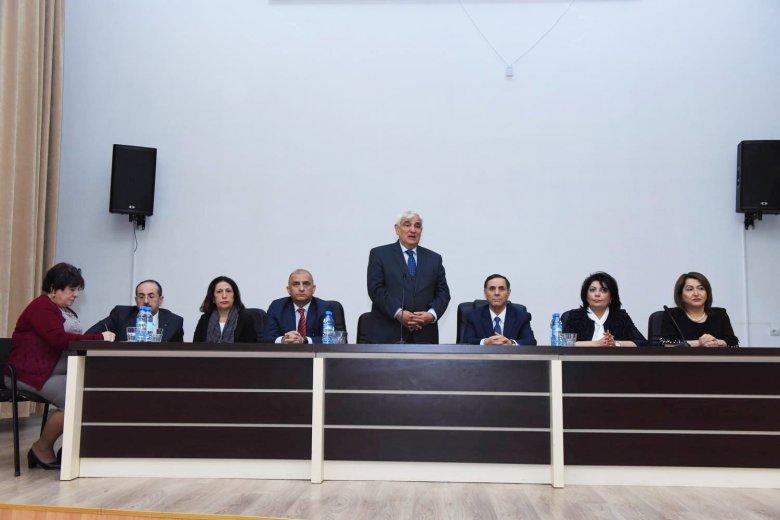 Novruz Məmmədov yeni vəzifəsindən danışdı