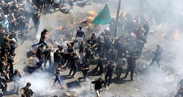 Hökumət qüvvələri İranda çoxsaylı etirazçını qətlə yetirib