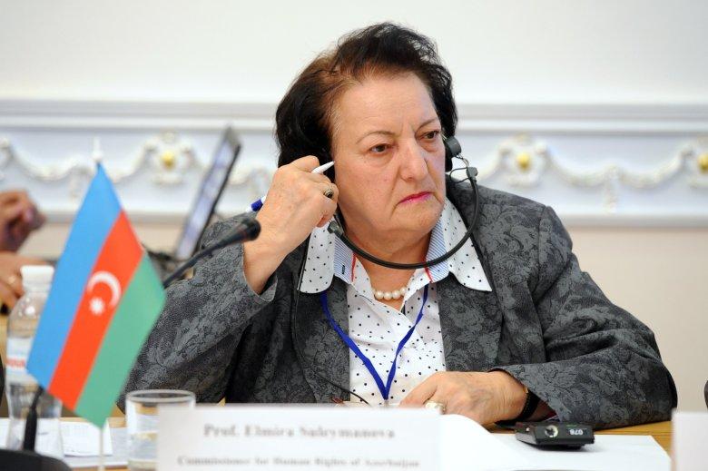 """Süleymanova Ombudsman vəzifəsinə namizədlərin olmasına reaksiya verdi: """"Məlumatlıyam, rahat olun"""""""