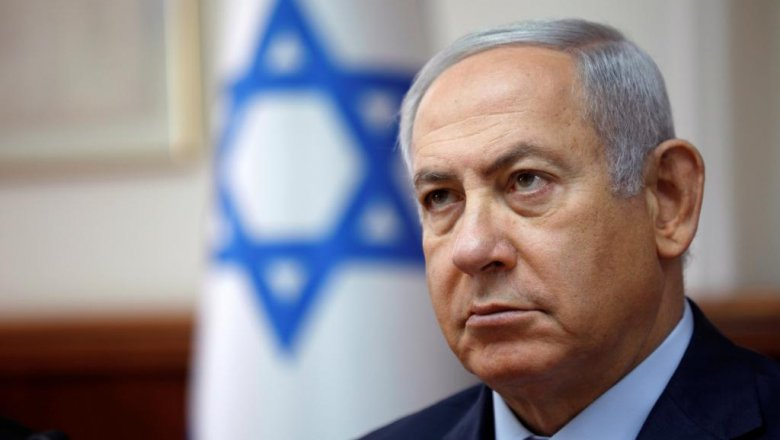 Netanyahuya 3 iş üzrə ittiham irəli sürülüb