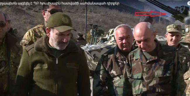 Qarabağdakı separatçılar zenit pulemyotları əldə edib