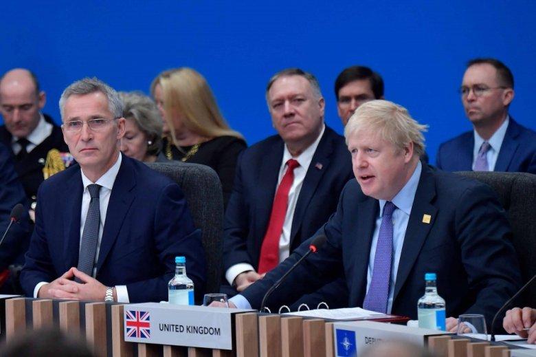 """Conson:  """"Britaniya NATO-ya qaya kimi, möhkəm bağlıdır"""""""