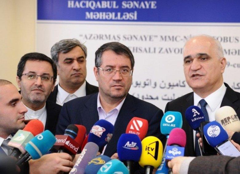 Nazir İlham Əliyevin İrana səfər anonsunu verdi