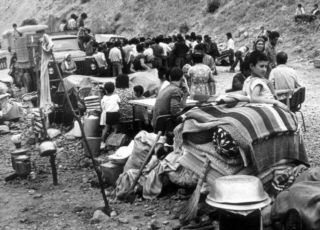 Azərbaycanlıların Ermənistandan tam deportasiyasından 31 il ötür