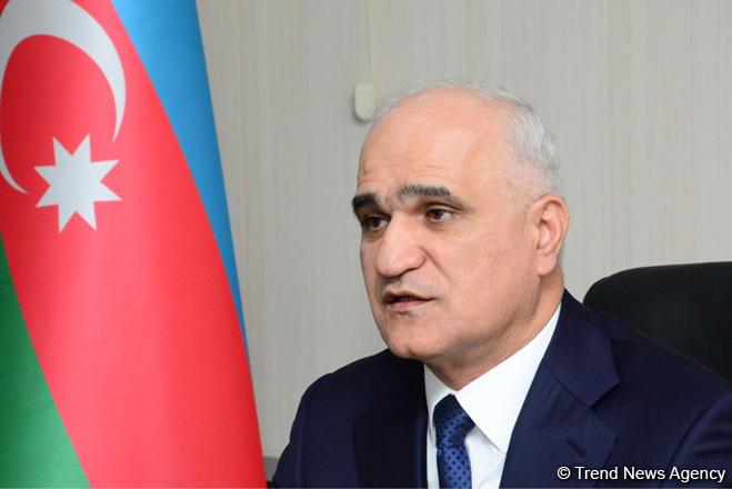 Şahin Mustafayev Tehranda növbəti görüş keçirib