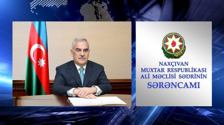 Naxçıvan Ali Məclisinə seçkilər keçiriləcək