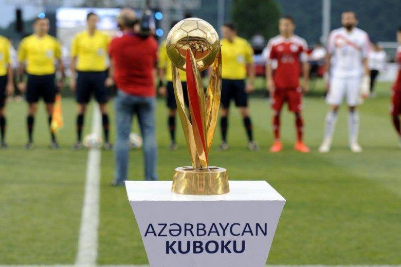 Azərbaycan Kuboku: 1/4 finalın cavab oyunlarının vaxtı bəlli oldu