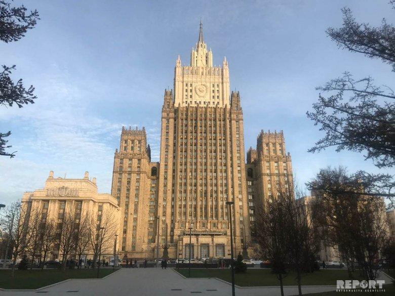 """Rusiya Almaniyanın iki diplomatını """"arzuolunmaz şəxs"""" elan edib"""