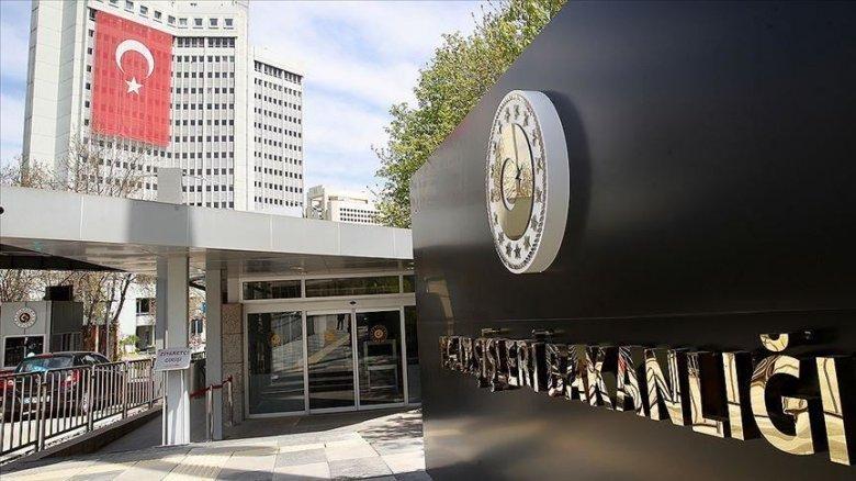 Rəsmi Ankara ABŞ Senatının qətnaməsinə etiraz bəyanatı yaydı