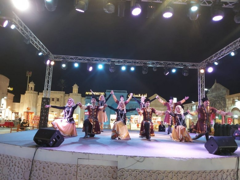 Azərbaycan Əbu-Dabidəki festivalda təmsil olunur