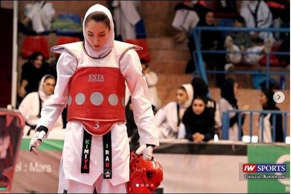 İranın Olimpiadadkı yeganə azərbaycanlı medalçısı ölkəni tərk edib -  Siyasi səbəblərə görə