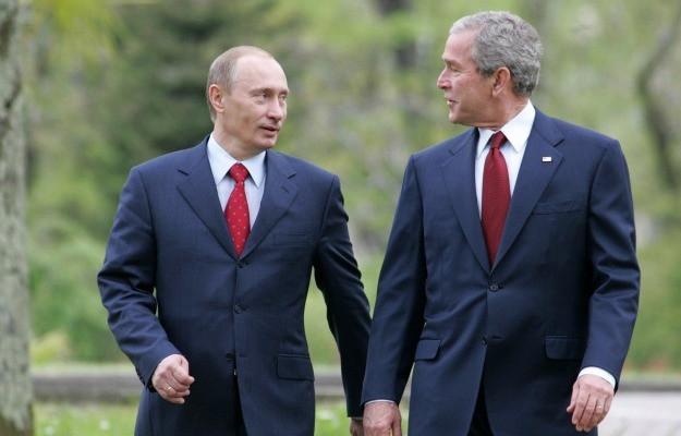 Putinin və ABŞ prezidentinin heç yerdə görünməyən videosu yayıldı
