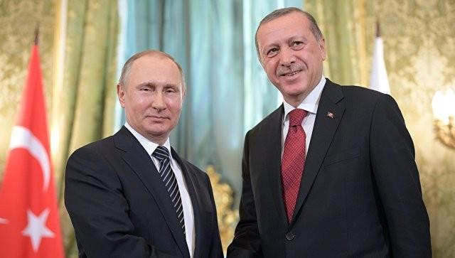 Bu gün Putin Berlində Ərdoğanla görüşəcək