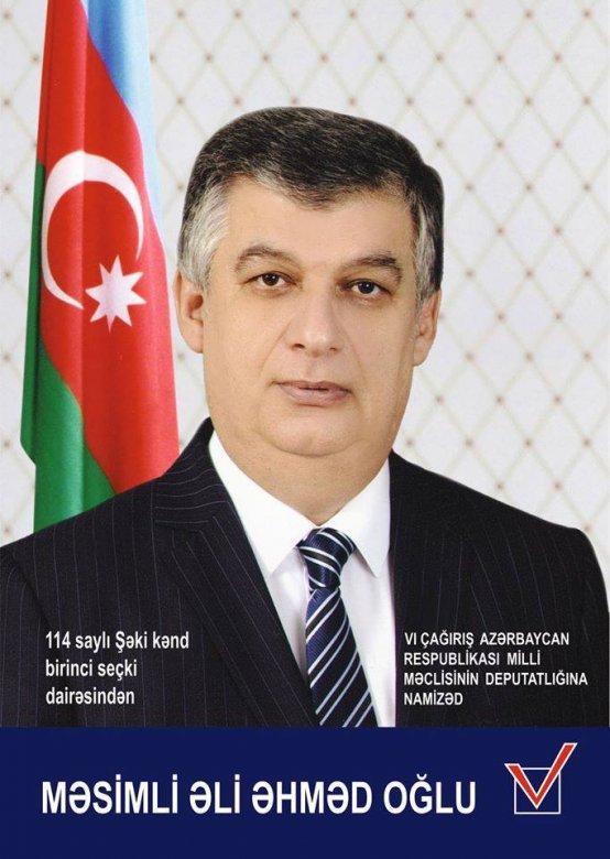 Əli Məsimlinin seçki qərargahının növbəti iclası keçirildi