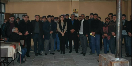 Ümid Partiyasının namizədi Sahib Alıyevi debata çağırır