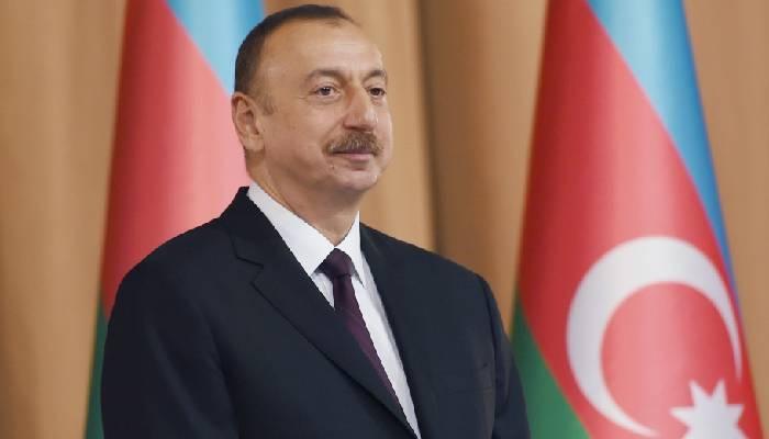İlham Əliyev Davosda şirkət rəhbəri və Azərbaycan-İsveçrə Dostluq Qrupunun həmsədri ilə görüşüb